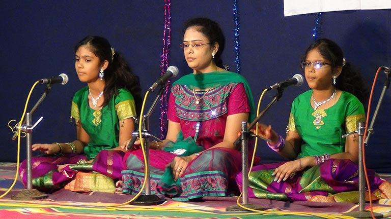 Музыка Индии