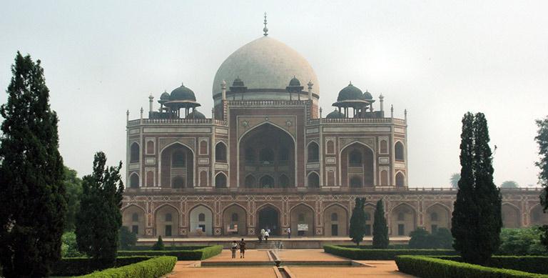 Город Дели, Индия