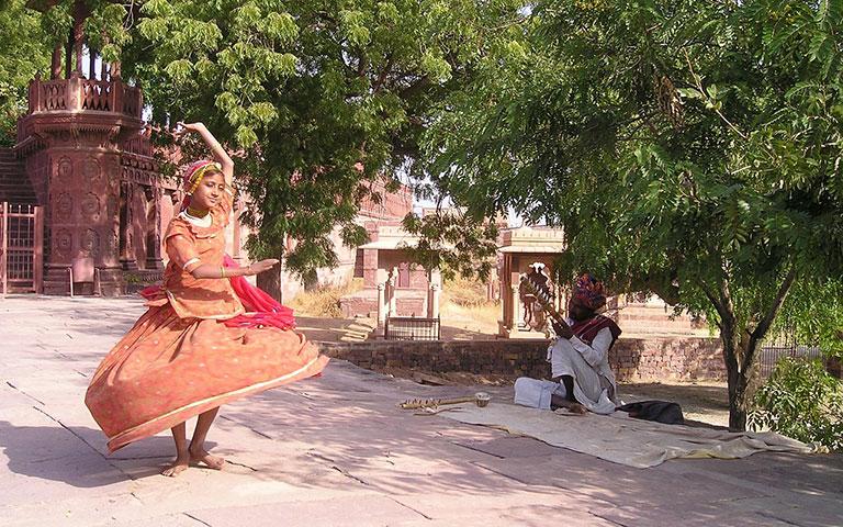 Культура Индии. танец