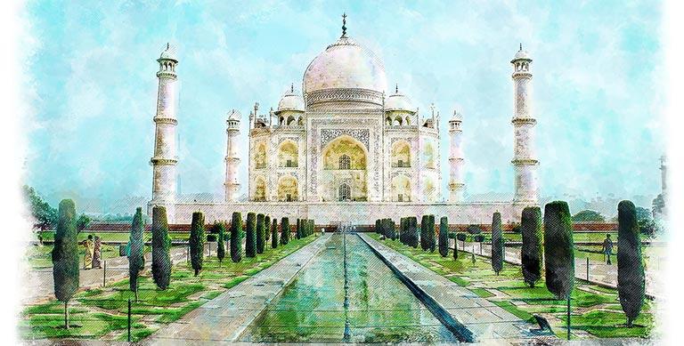 История Индии