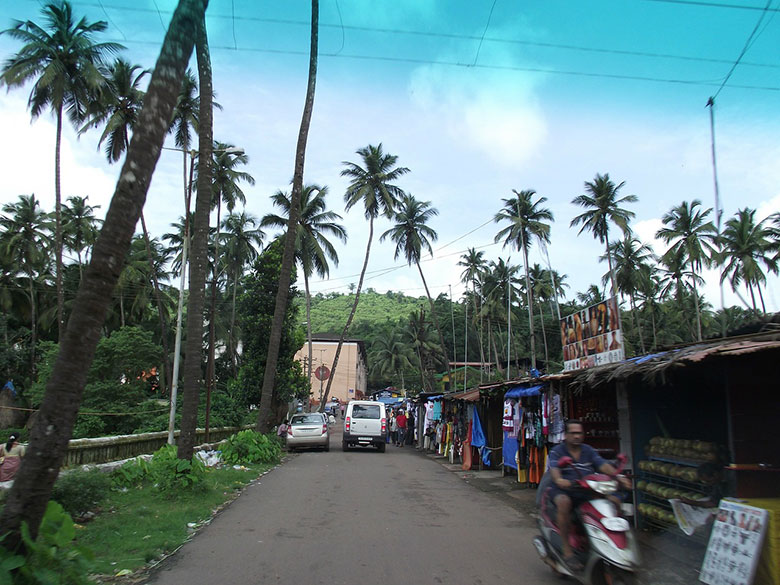 Погода в Гоа в январе