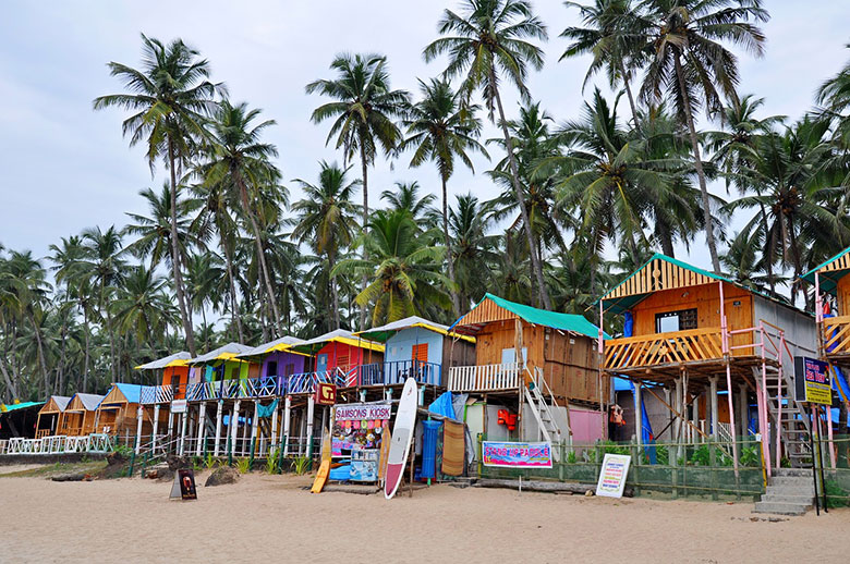 Погода в Гоа в феврале